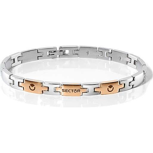 bracelet homme bijoux Sector Basic SLI60