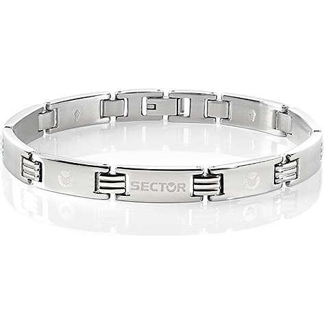 bracelet homme bijoux Sector Basic SLI62
