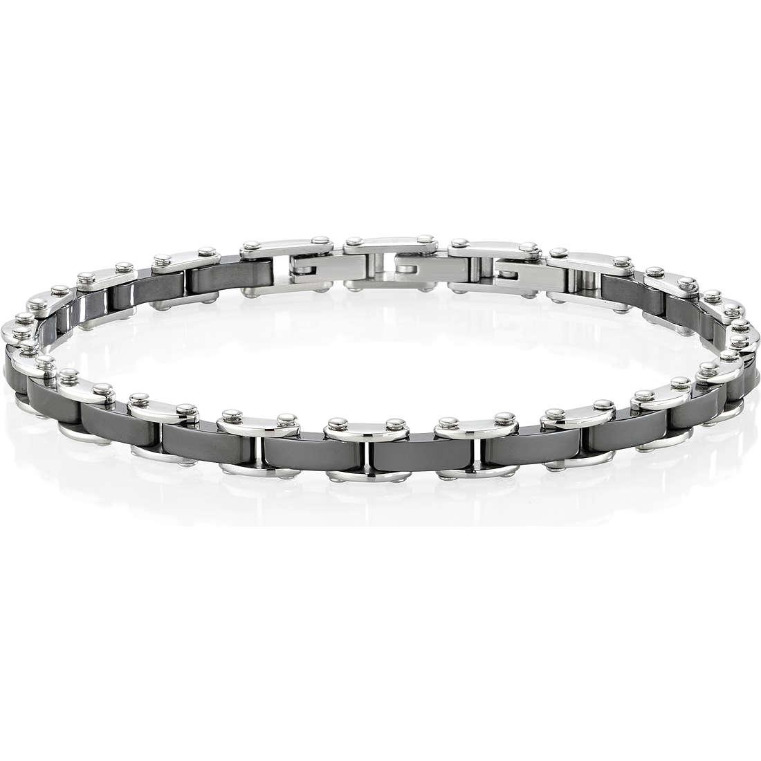 bracelet homme bijoux Sector Ceramic SAFR02