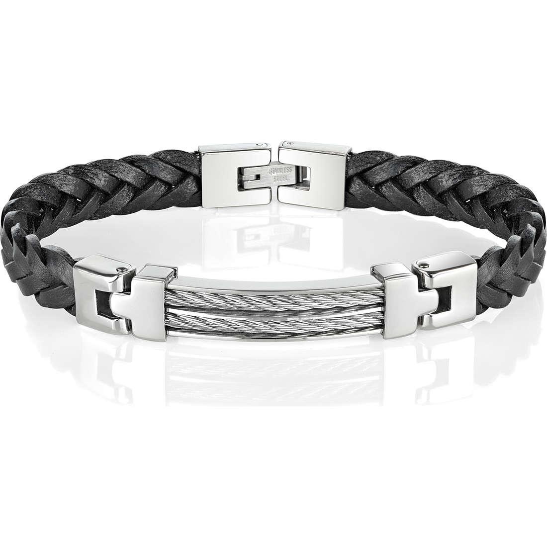 bracelet homme bijoux Sector Impact SLI37