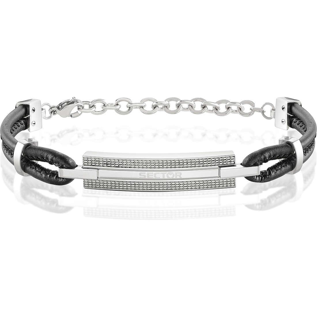 bracelet homme bijoux Sector Sharp SACY01