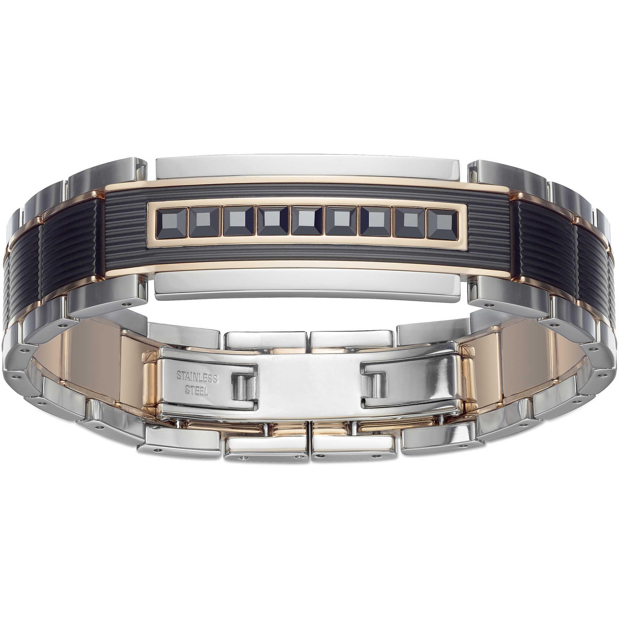 bracelet homme bijoux Swarovski Atmosphere 5037647. zoom