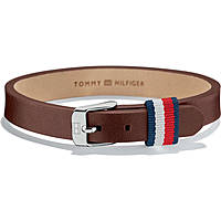 bracelet homme bijoux Tommy Hilfiger Mini Belt THJ2700957