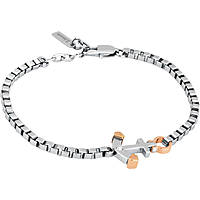 bracelet man jewellery 2Jewels Navy 231415