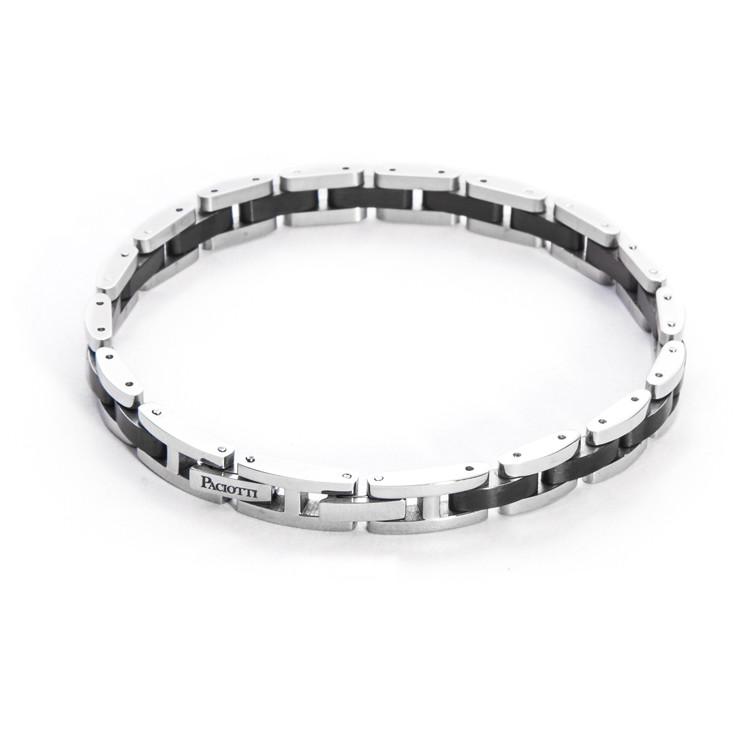 bracelet man jewellery 4US Cesare Paciotti 4UBR1372