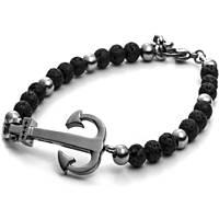 bracelet man jewellery 4US Cesare Paciotti 4UBR1570
