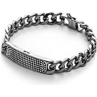 bracelet man jewellery 4US Cesare Paciotti 4UBR1578