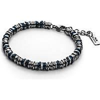 bracelet man jewellery 4US Cesare Paciotti 4UBR1584