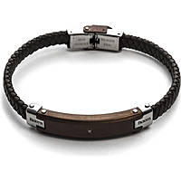 bracelet man jewellery 4US Cesare Paciotti 4UBR1598