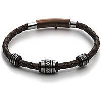 bracelet man jewellery 4US Cesare Paciotti 4UBR1603