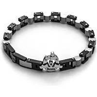 bracelet man jewellery 4US Cesare Paciotti 4UBR1606