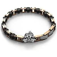 bracelet man jewellery 4US Cesare Paciotti 4UBR1607
