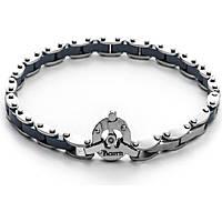 bracelet man jewellery 4US Cesare Paciotti 4UBR1609