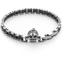bracelet man jewellery 4US Cesare Paciotti 4UBR1610
