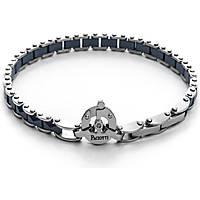 bracelet man jewellery 4US Cesare Paciotti 4UBR1611