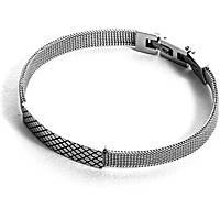 bracelet man jewellery 4US Cesare Paciotti 4UBR1717
