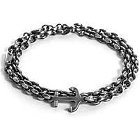 bracelet man jewellery 4US Cesare Paciotti 4UBR1719