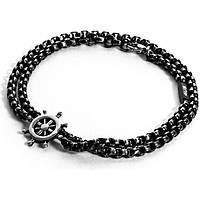 bracelet man jewellery 4US Cesare Paciotti 4UBR1725