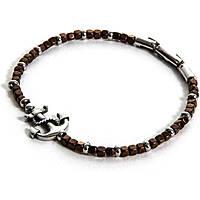 bracelet man jewellery 4US Cesare Paciotti 4UBR1728