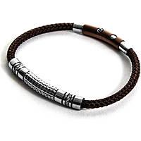 bracelet man jewellery 4US Cesare Paciotti 4UBR1735