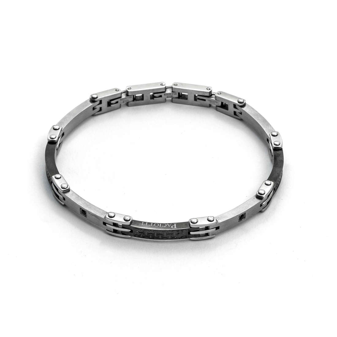 bracelet man jewellery 4US Cesare Paciotti 4Us Jewels 4UBR1520