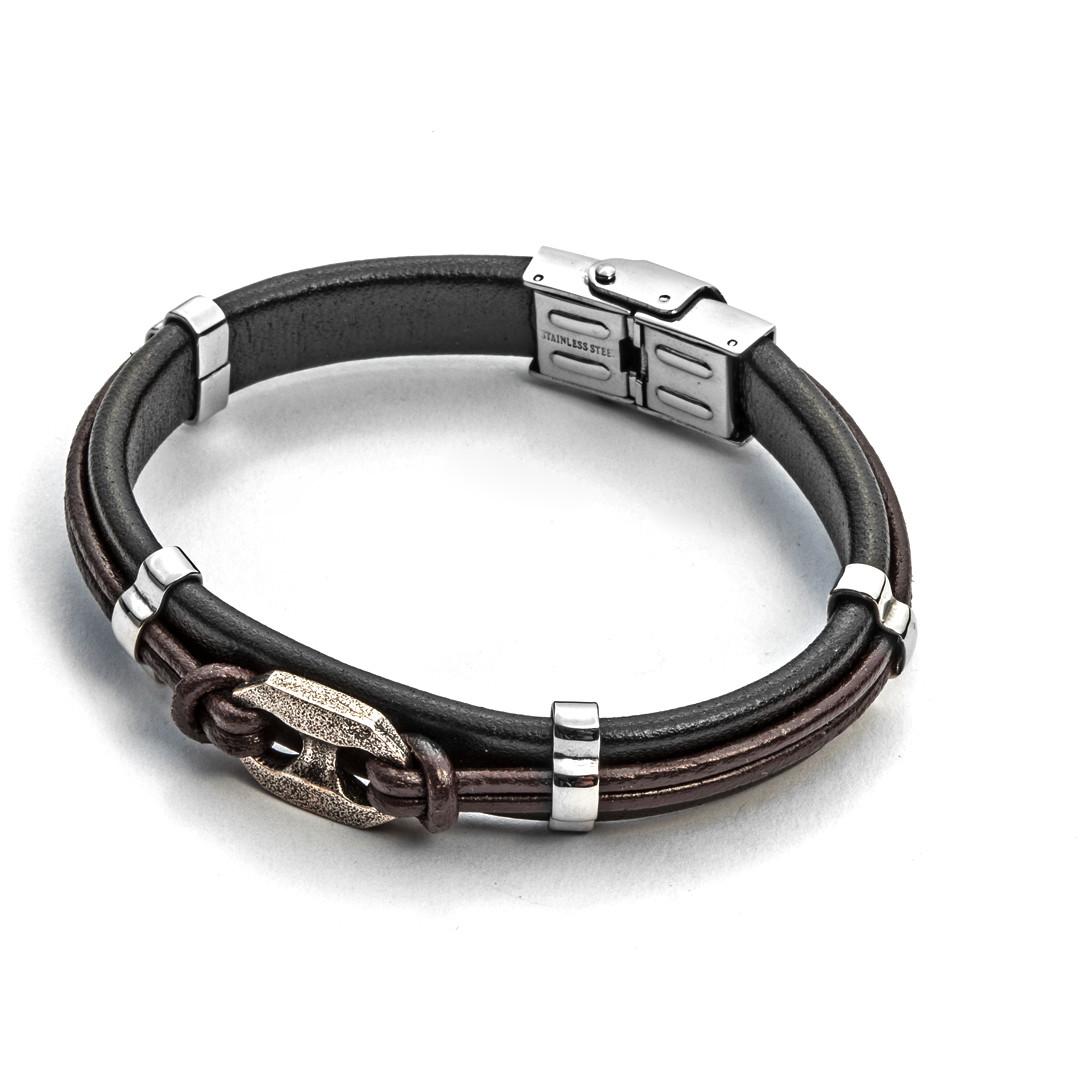 bracelet man jewellery 4US Cesare Paciotti 4Us Jewels 4UBR1547