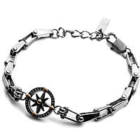 bracelet man jewellery 4US Cesare Paciotti Direction 4UBR2052