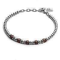 bracelet man jewellery 4US Cesare Paciotti Free Cubes 4UBR1901