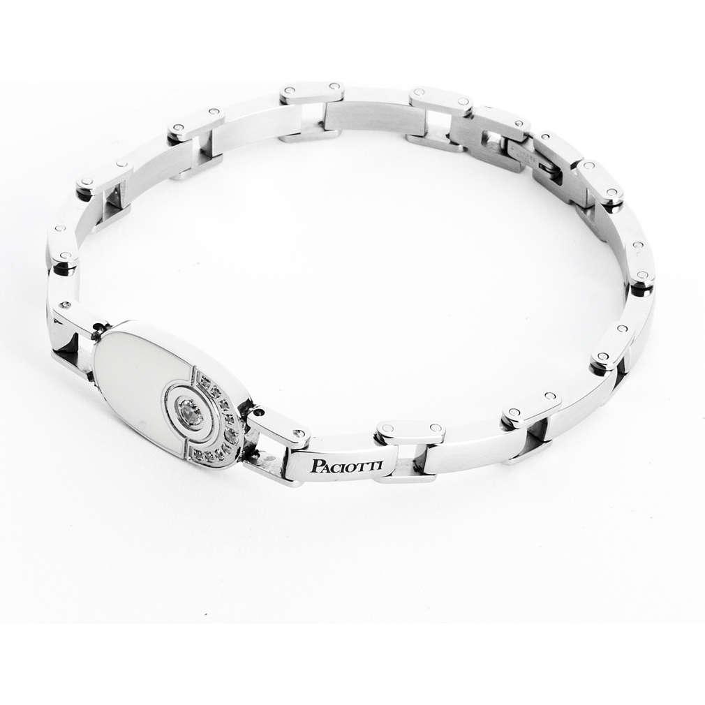 bracelet man jewellery 4US Cesare Paciotti Kiss 4UBR1051