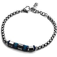 bracelet man jewellery 4US Cesare Paciotti Metalware 4UBR2002