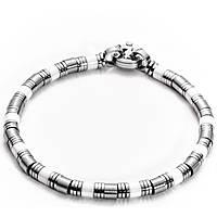bracelet man jewellery 4US Cesare Paciotti Steel 4UBR1326