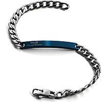 bracelet man jewellery 4US Cesare Paciotti Straight Lanes 4UBR1916