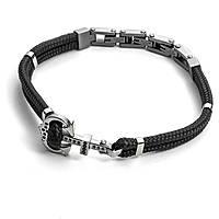 bracelet man jewellery 4US Cesare Paciotti Underwater 4UBR1880