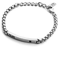 bracelet man jewellery 4US Cesare Paciotti White Day 4UBR2029
