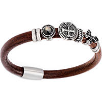 bracelet man jewellery Amen A-Men BR705-L