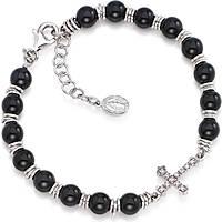 bracelet man jewellery Amen Rosario BRCRZ1