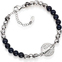 bracelet man jewellery Amen SBG6