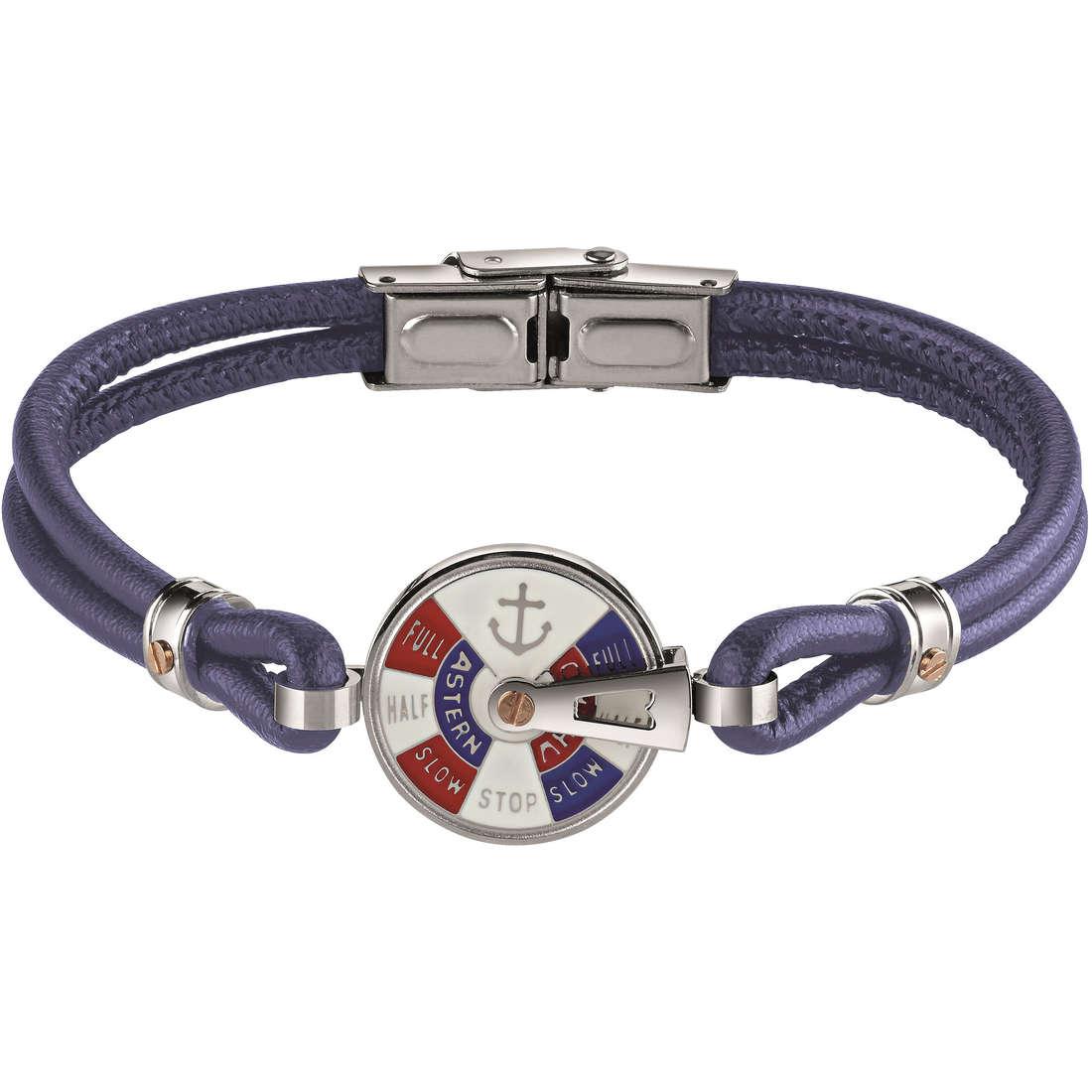 bracelet man jewellery Bliss Sailing 20071522