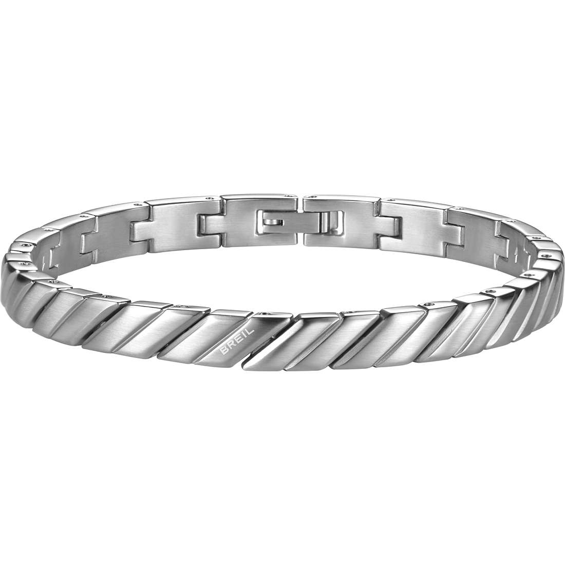 bracelet man jewellery Breil Cross Cut TJ1534