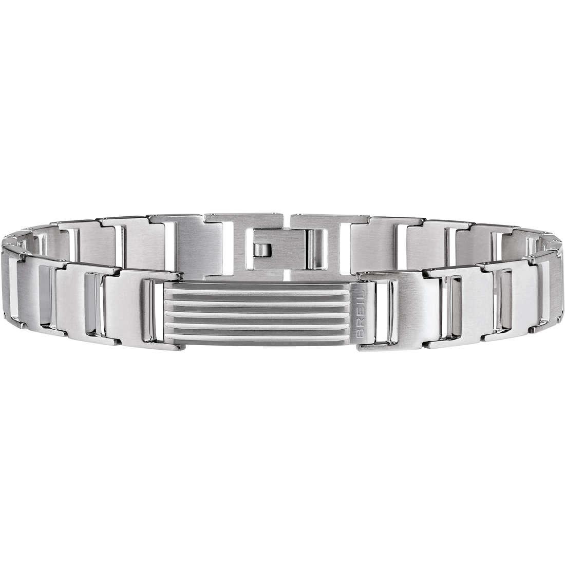 bracelet man jewellery Breil Grades TJ1867