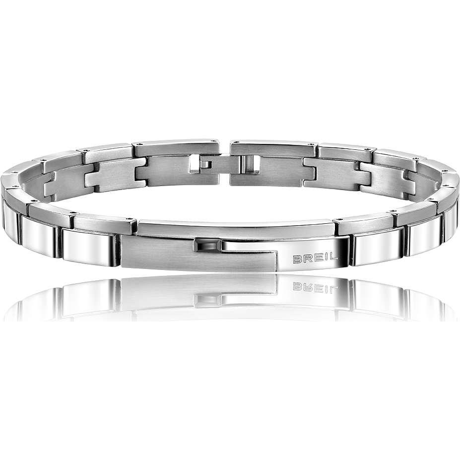 bracelet man jewellery Breil Joint TJ1274