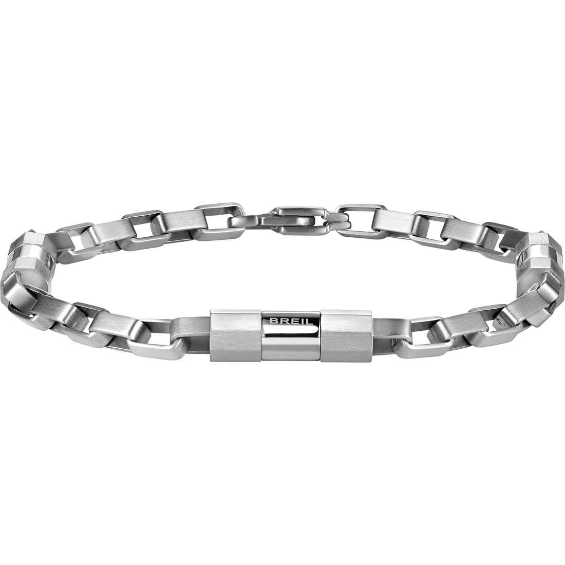 bracelet man jewellery Breil Star Way TJ1538