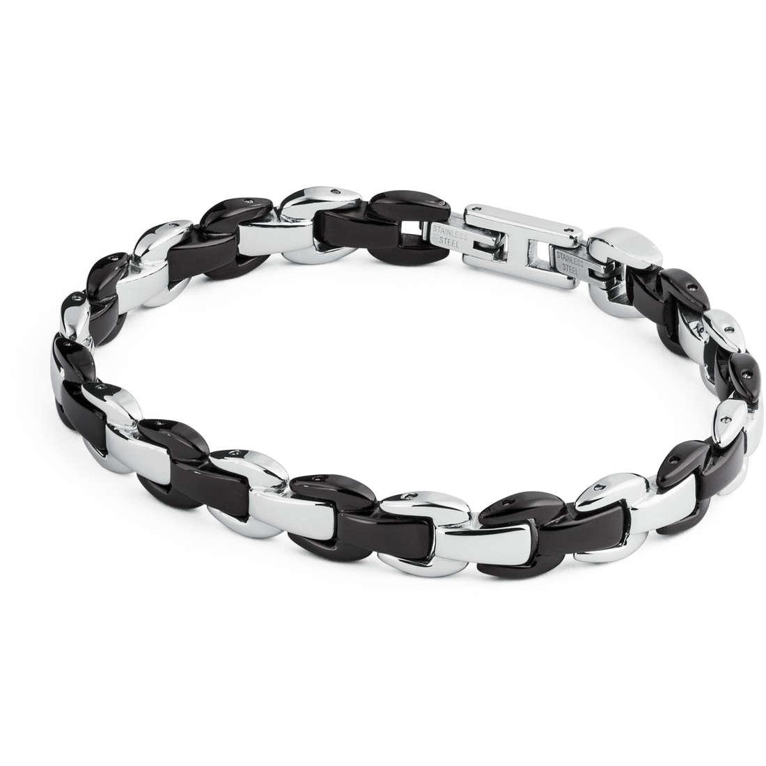 bracelet man jewellery Brosway BDP13