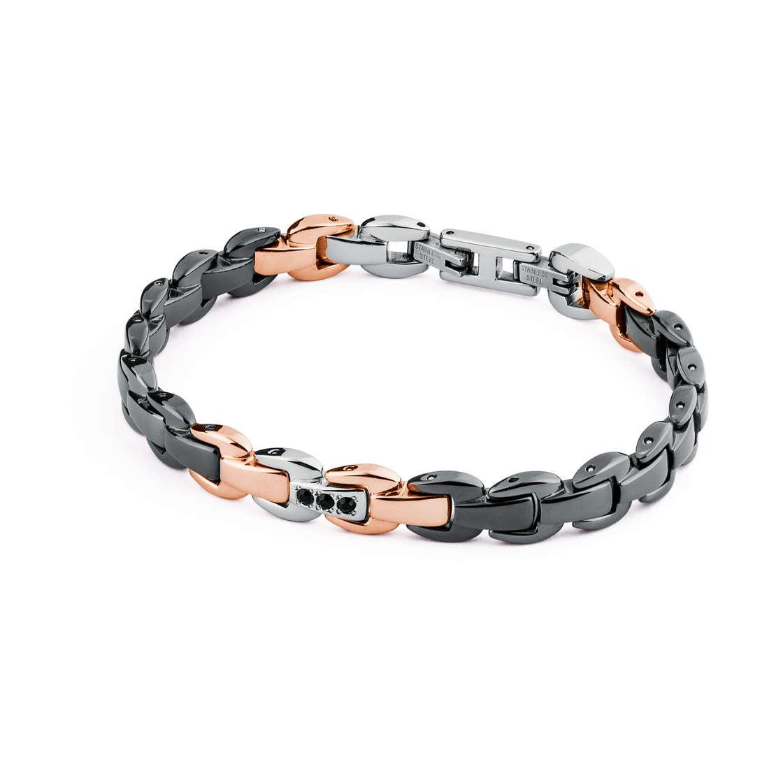bracelet man jewellery Brosway BDP14