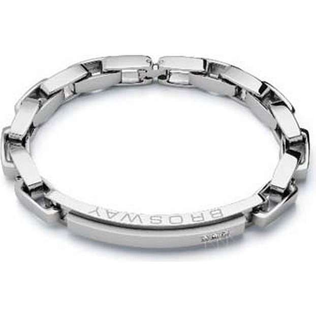 bracelet man jewellery Brosway BGA21