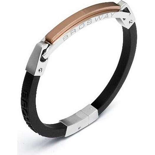 bracelet man jewellery Brosway BGA28