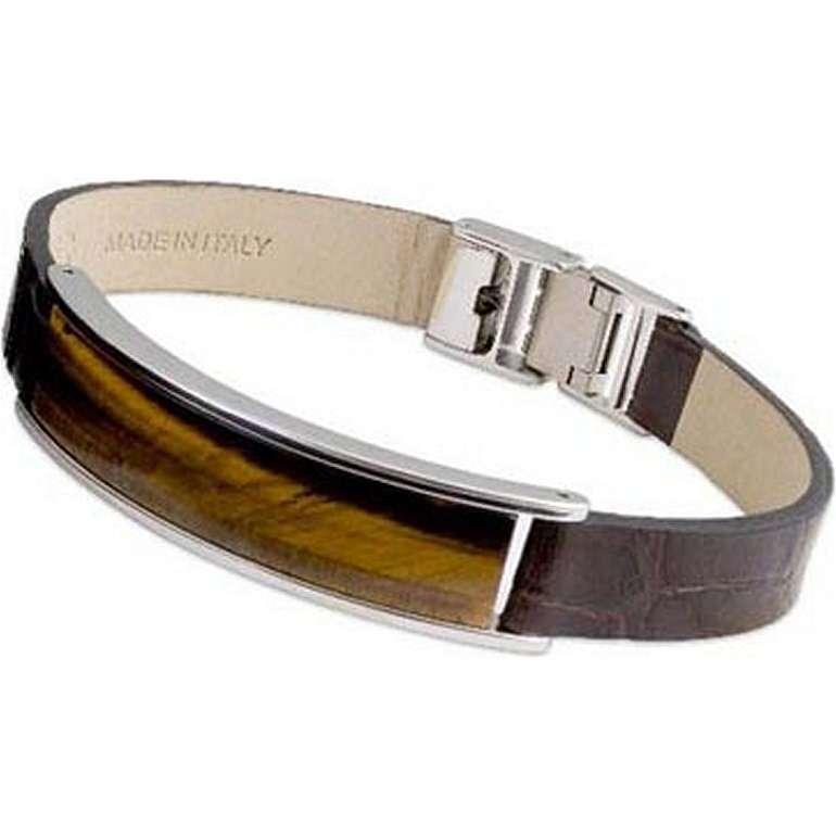 bracelet man jewellery Brosway BNS02