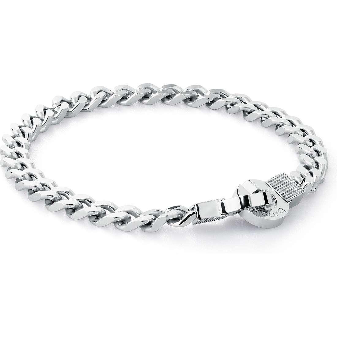 bracelet man jewellery Brosway Break BEK12