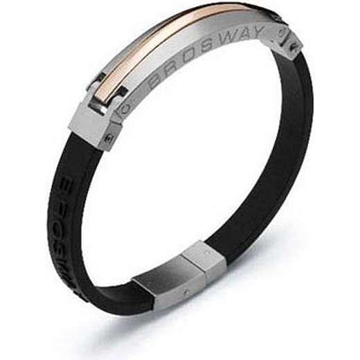 bracelet man jewellery Brosway BSI12
