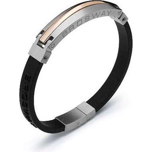bracelet man jewellery Brosway BSI15